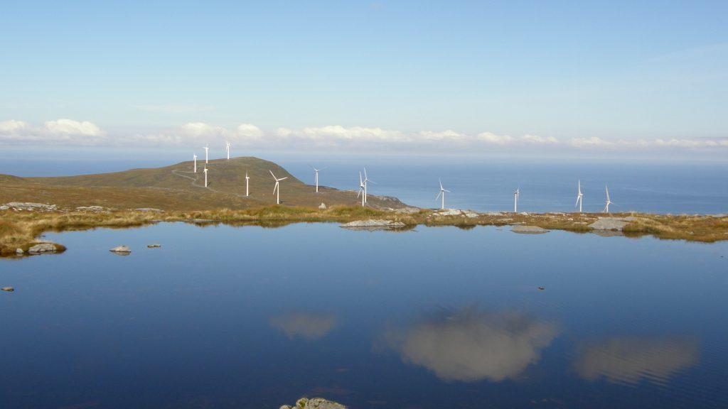 Film om Mehuken vindkraftverk