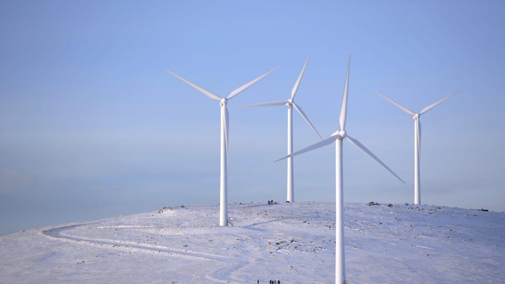 Driftsleder Guleslettene vindkraftverk