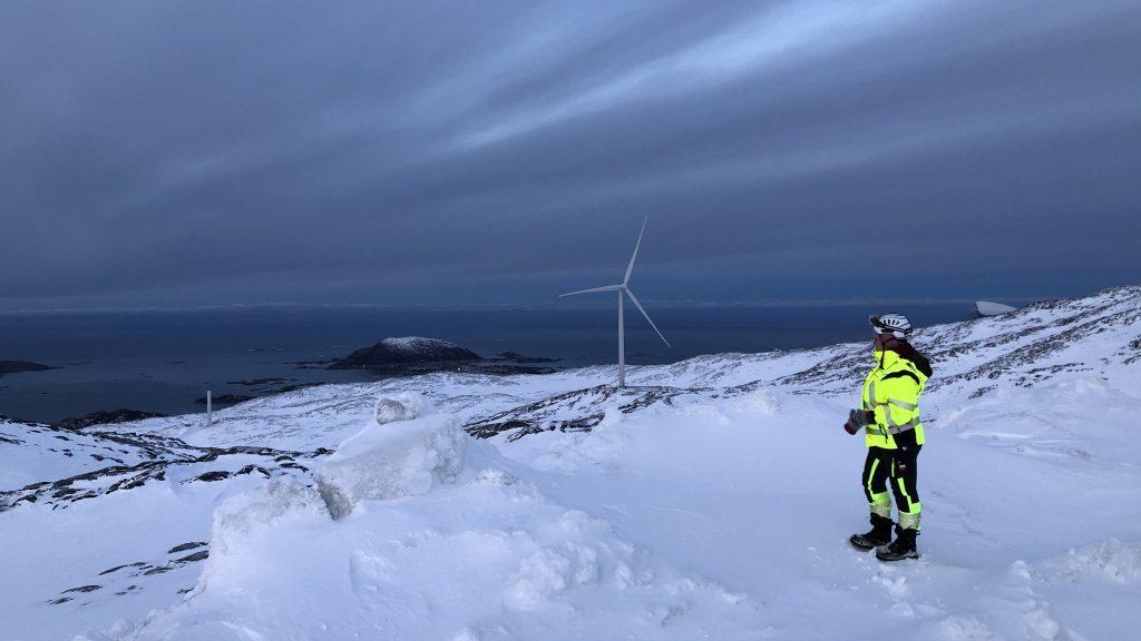 Lokale relasjoner og nedleggelse av vindkraftverk