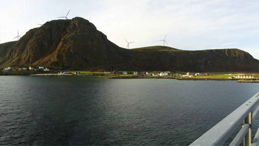 Byggestart Haram vindkraftverk